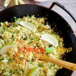 FRIED RICE WITH SHALLOTS