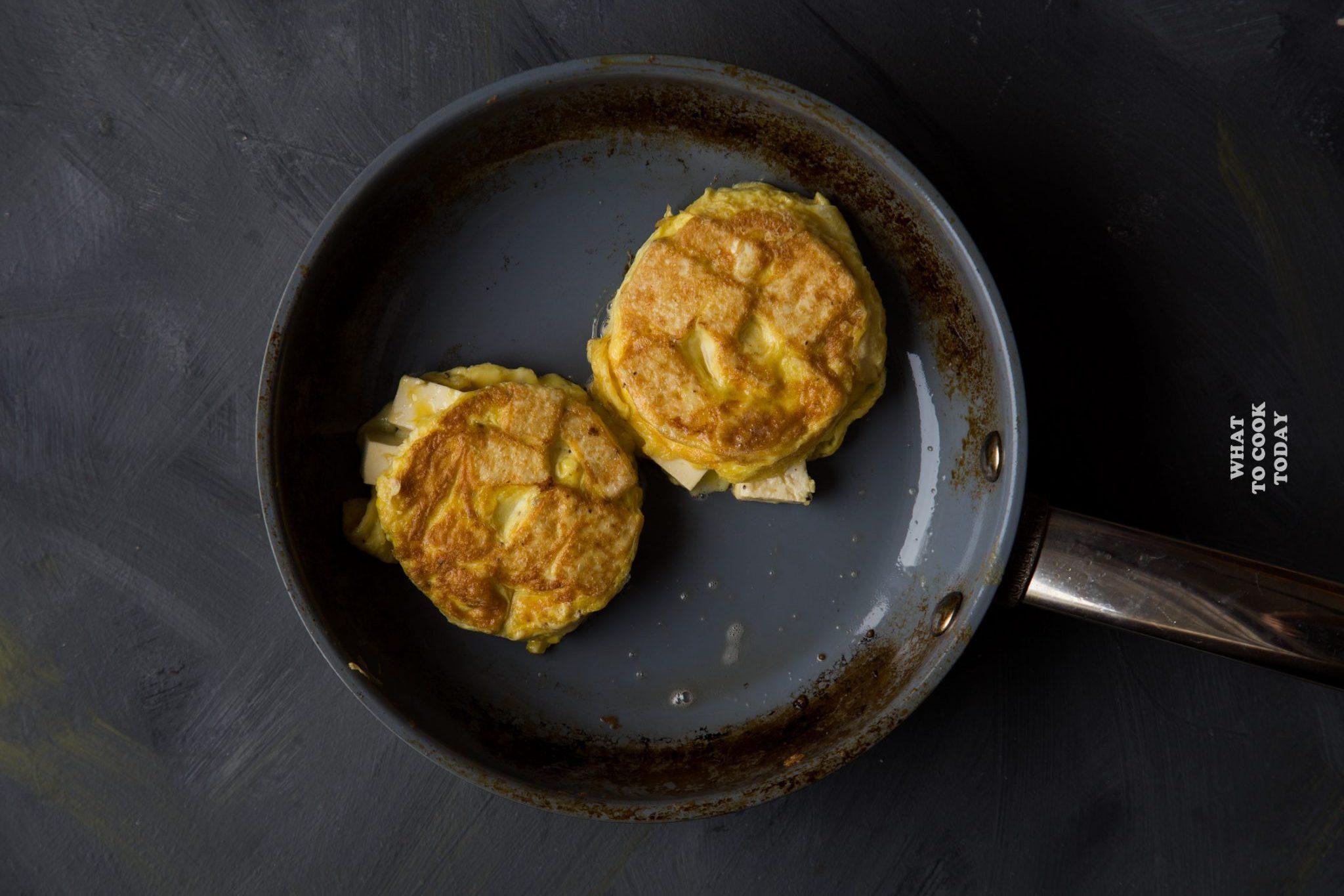 Tahu Telur (Indonesian Tofu Omelettes)