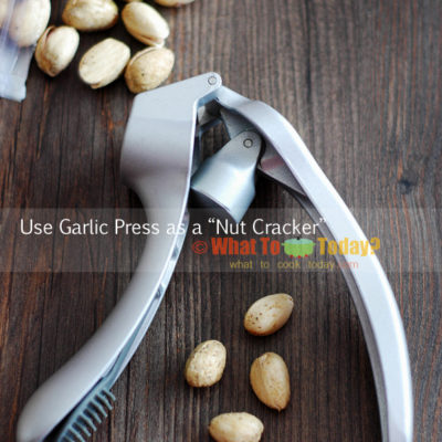 WHAT TO USE TO CRACK NUTS