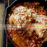 POT-ROASTED CORNISH GAME HEN