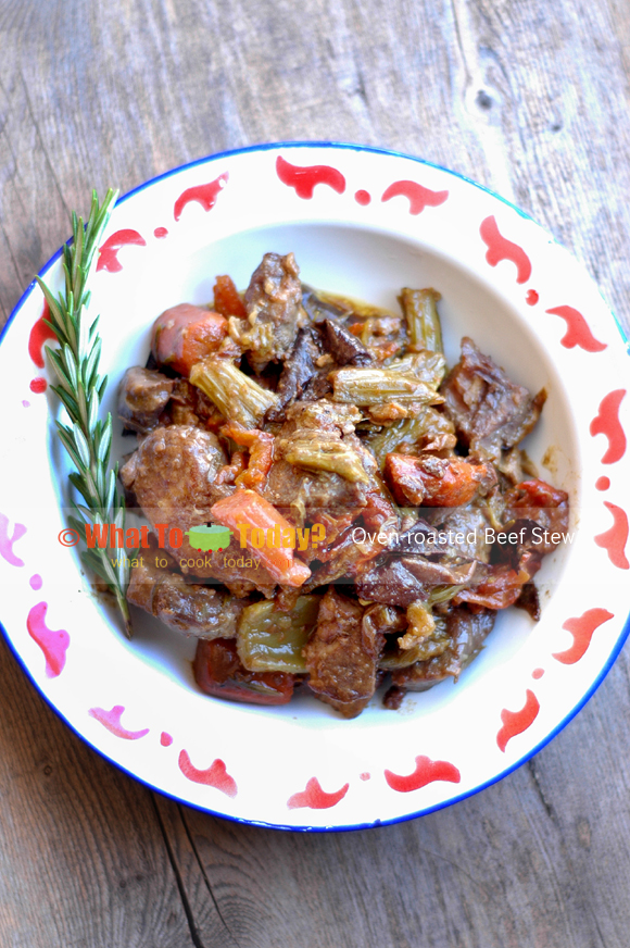 OVEN-ROASTED BEEF STEW