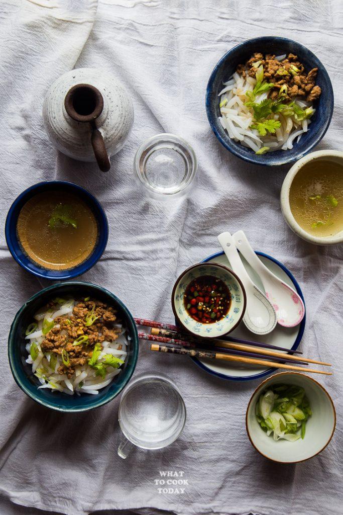 Medan Lau Shu Fun (Rice Pin Noodle)