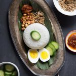 Easy Nasi Lemak (Singapore/Malaysia Coconut Milk Rice)