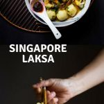 Singapore Katong Laksa (From Scratch)