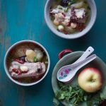 Chinese Apple Pork Ribs Soup (Instant Pot or Stove-top)