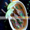 LAMB CHOPS WITH THAI PANANG CURRY