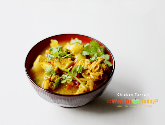 CHICKEN TARKARI