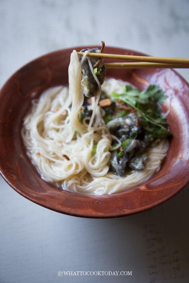 Easy Taiwanese Oyster Mee Sua (Orh Ah Mee Sua)