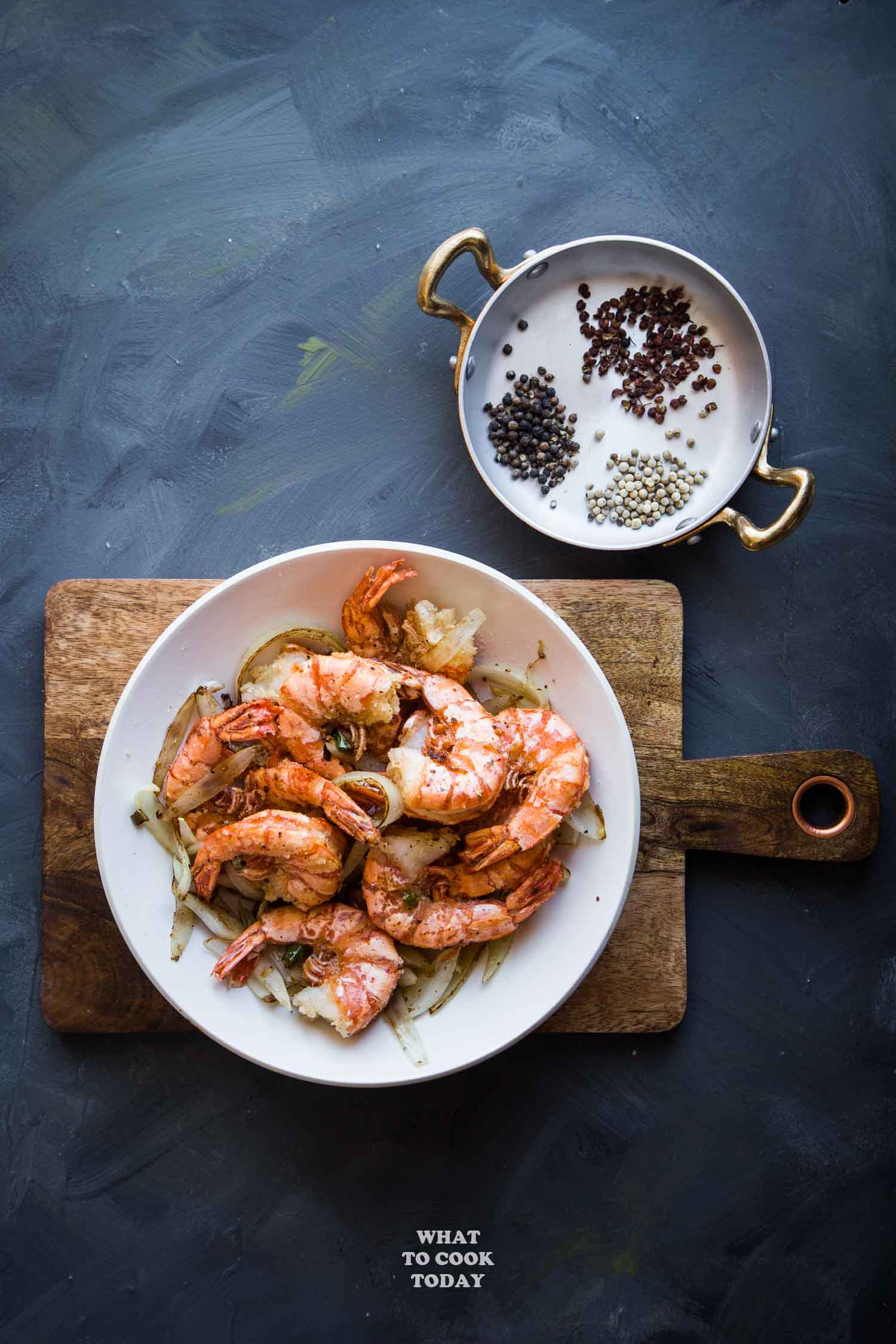 Udang Goreng Lada Garam (Salt and Pepper Shrimp)