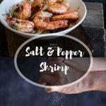 Udang Goreng Lada Garam (Salt and Pepper Shrimp)