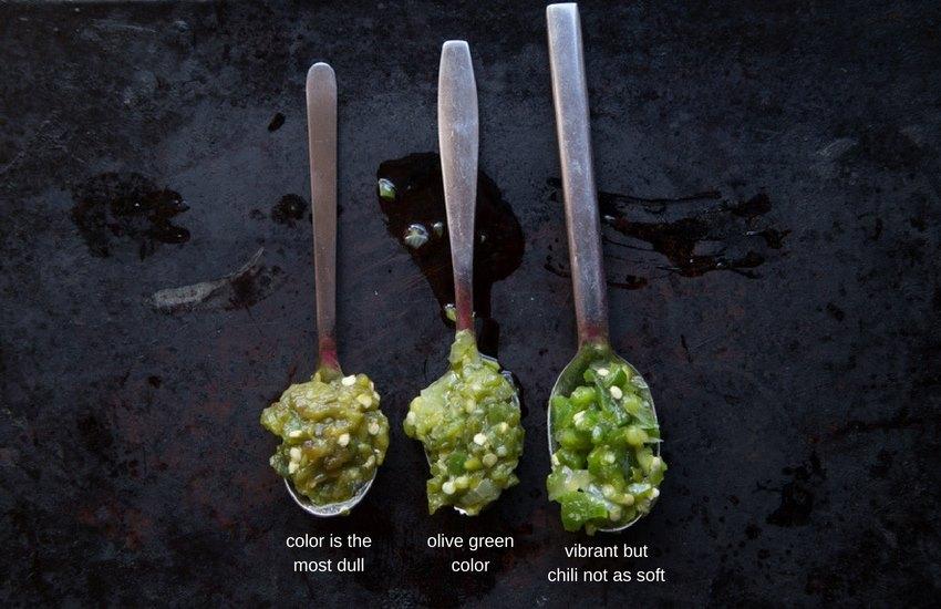Sambal Ijo Padang/ Indonesian Green Sambal