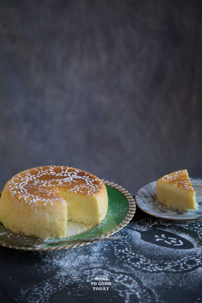 How To Make Easy Rice Cooker Cheesecake