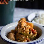 Semur Daging Kentang (Pressure Cooker or Stove Top)