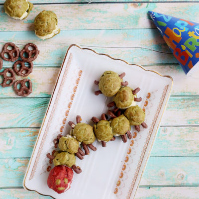 Happy birthday to my very hungry caterpillar