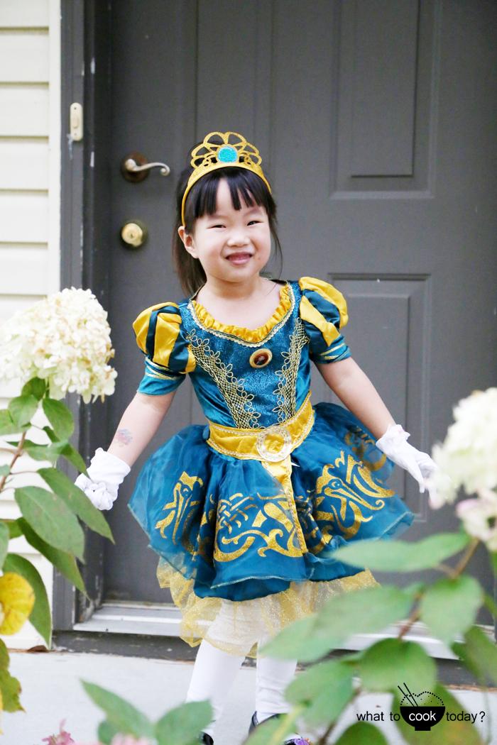Brave dress up costume