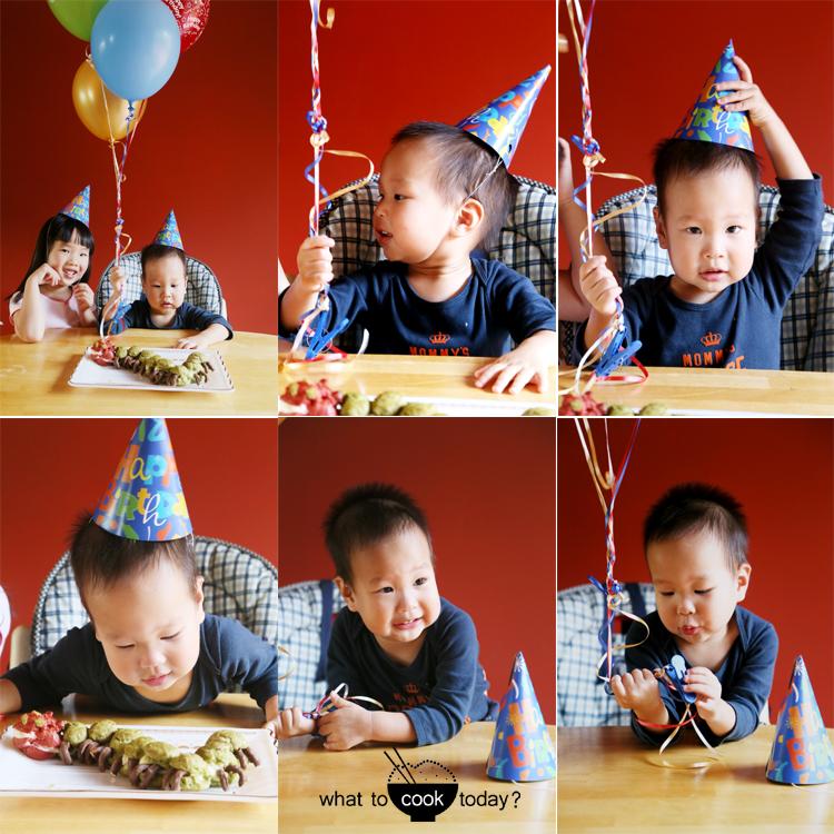 Iven 2nd birthday