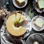 How To Make Soft and Fluffy Pandan Chiffon cake