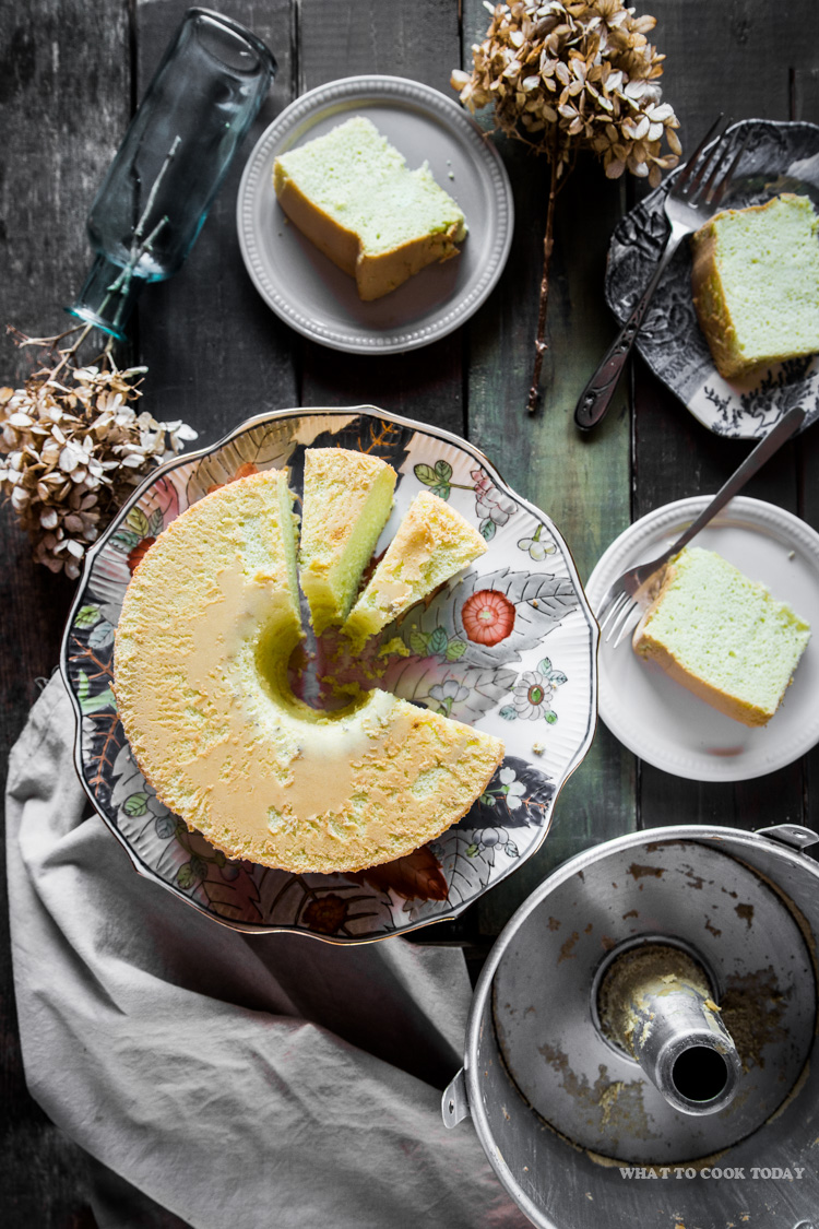 How To Make Soft and Fluffy Pandan Chiffon Cake (Complete Guide). Learn how to make super soft and fluffy pandan chiffon cake (or basic chiffon cake) everytime at home. A complete guide and tips to make sure you can replicate this recipe at home successfully.