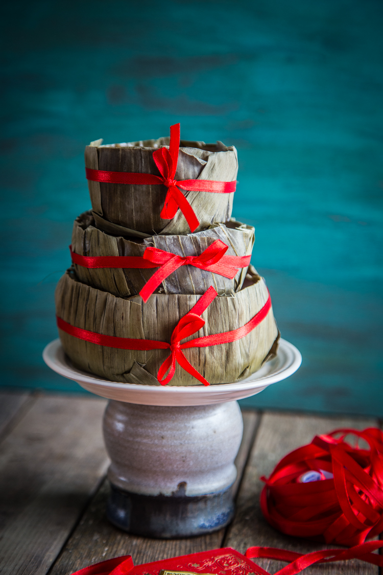 Nian Gao Chinese New Year Cake (Kue Bakul) #niangao #niangaoinstantpot #niangaorecipe
