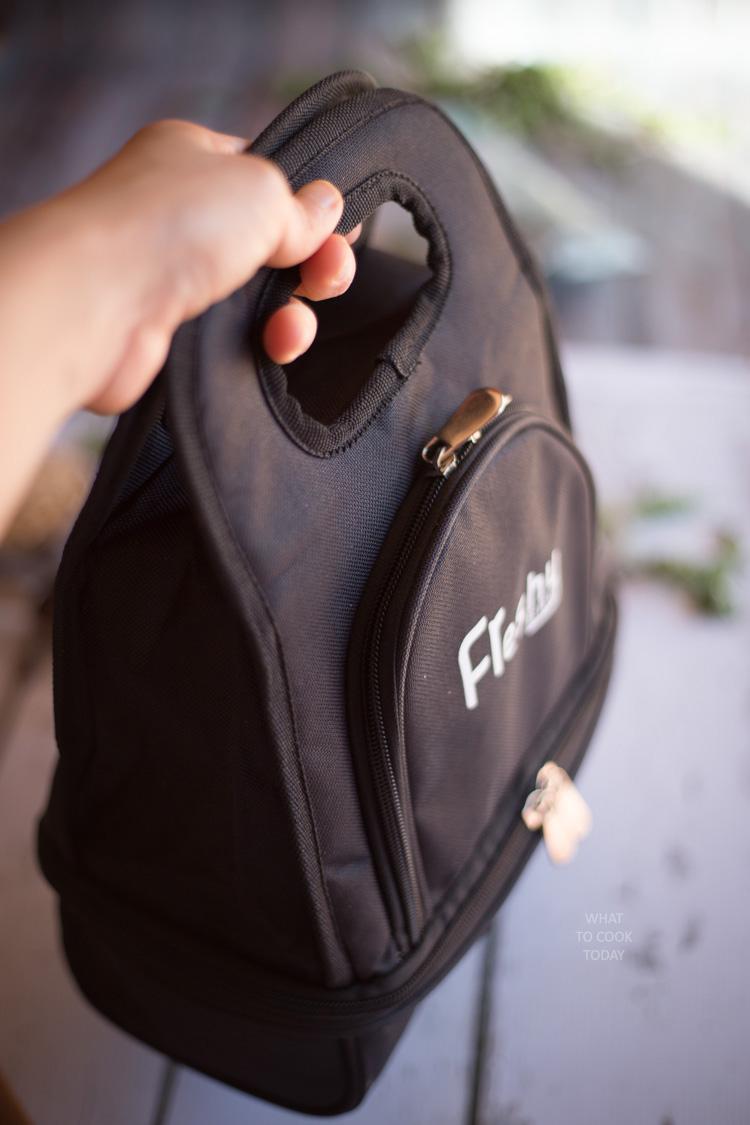 Freshy Bag Insulated lunch bag