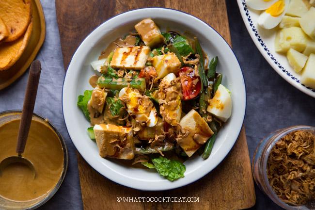 How To Make The Best Gado Gado Salad