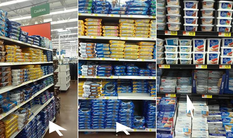 OREO at Walmart