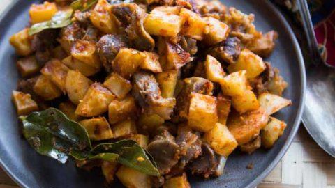 Sambal Goreng Kentang Indonesian Potato Sambal