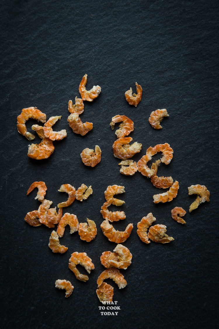 Dried shrimp (ebi)
