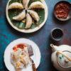 Chai Pao/Chai Kueh (Steamed Vegetable Dumplings)