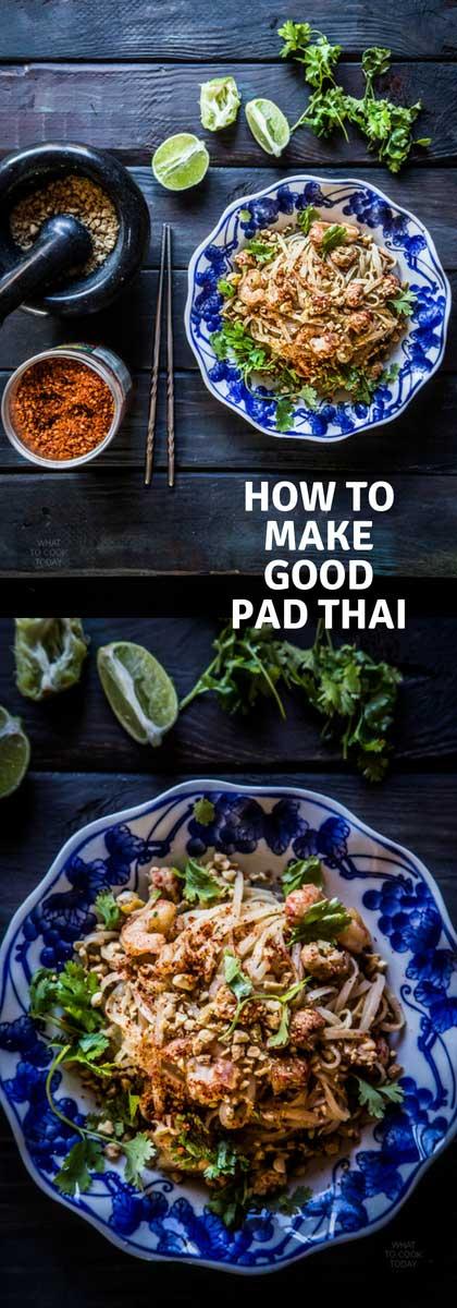How to Make Good Pad Thai at Home