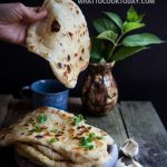 The Best Garlic Naan Bread (How To Make in 4 Simple steps)