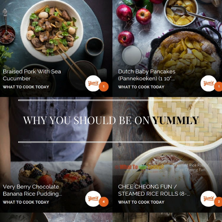 Why you should be on Yummly