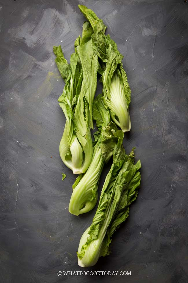 Asian Mustard Greens (Kua Chai / Gai Choy)