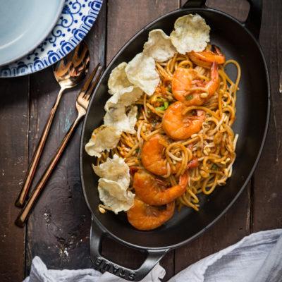 Mie Aceh (Aceh noodles)