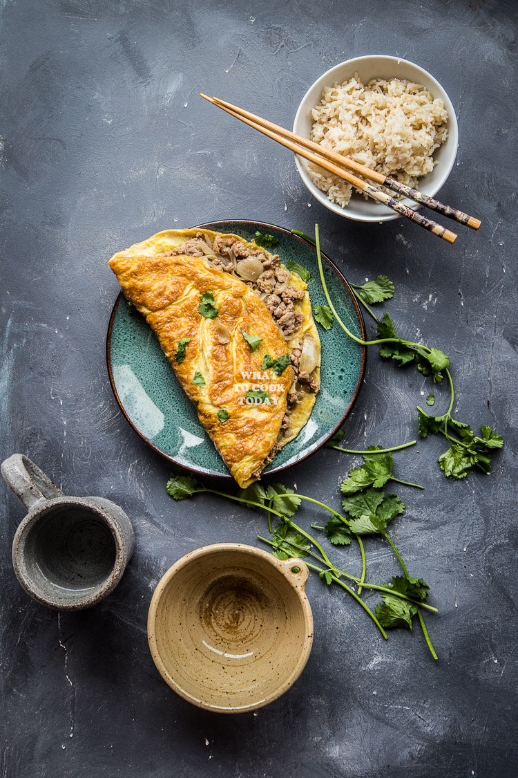 How to make Cambodian Pork Omelette (Pong Mouan Snol). Delicious easy Cambodian Pork Omelette (Pong Mouan Snol) recipe that is perfect for weeknight meal. Click through for full recipe and step by step instructions