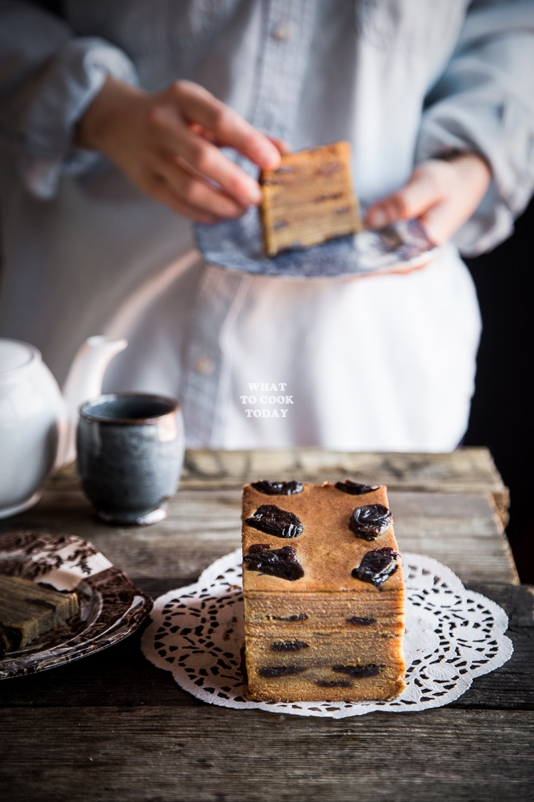 How to make Lapis Legit Prune / Thousand Layer Cake. Delicious and rich Indonesian Lapis Legit Prune / Thousand Layer Cake recipe that. Click through for full recipe and step by step instructions