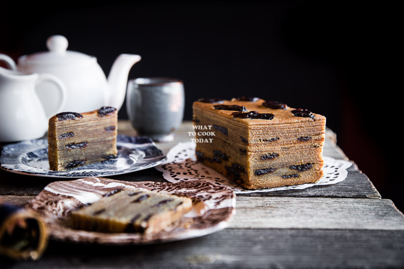 How to make Lapis Legit Prune / Thousand Layer Cake. Delicious and rich Indonesian Lapis Legit Prune / Thousand Layer Cake recipe that