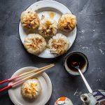 Pan-fried Chives Dumplings