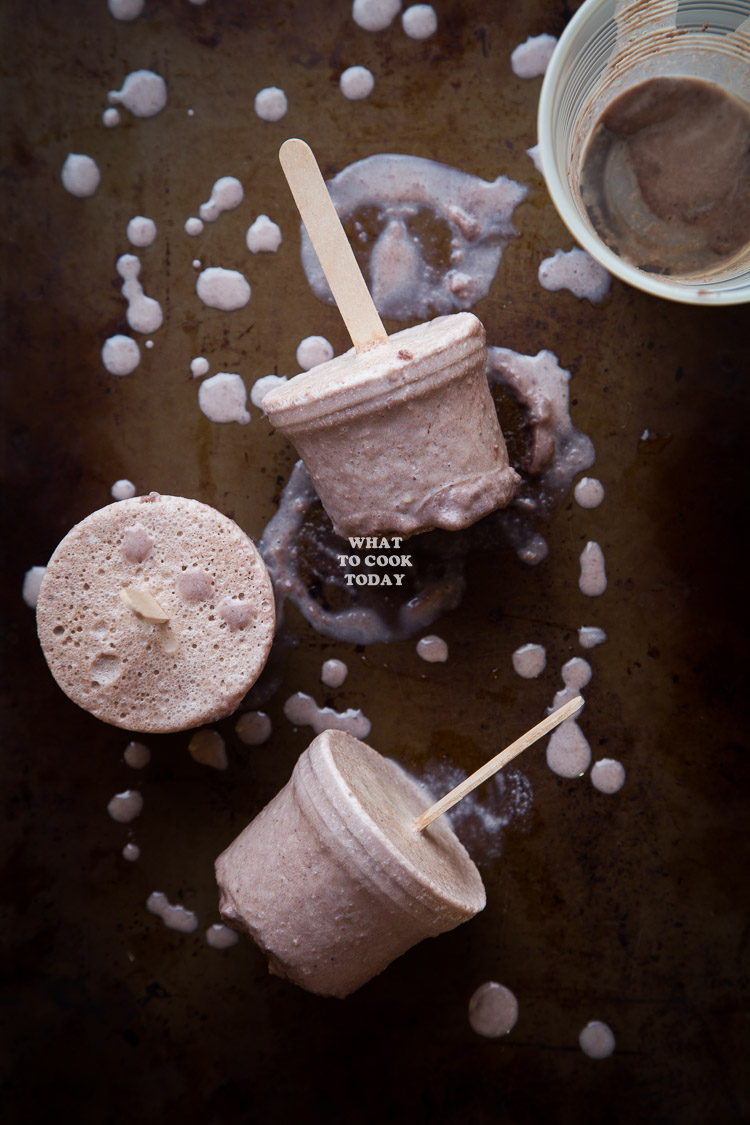 How to make Sweet Red Bean Popsicles. Delicious Easy Healthy Sweet Red Bean Popsicles recipe. Click through for full recipe and step by step instructions