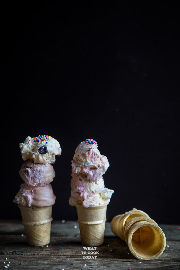 Neacookiepolitan Ice Cream #KempsLocallyCrafted #ad
