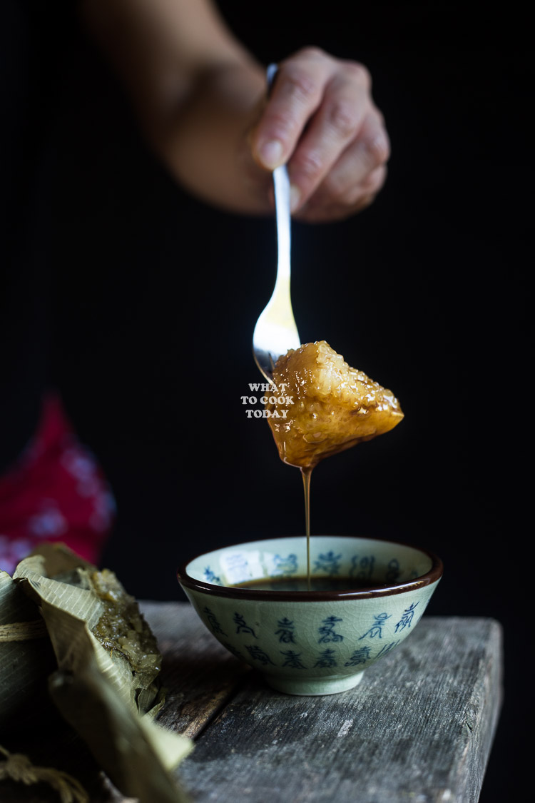 How to make Alkaline Dumplings / Kee Chang. Delicious Asian Alkaline Dumplings / Kee Chang recipe. Click through for full recipe and step by step instructions