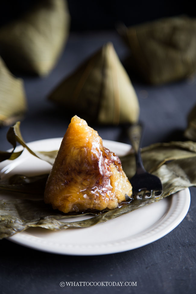 Alkaline Dumplings / Kee Chang (3 ways)