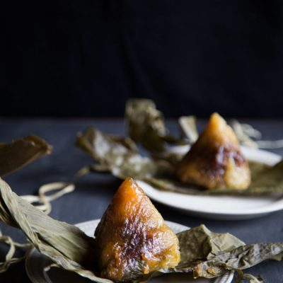 Alkaline Dumplings / Kee Chang (3 ways)