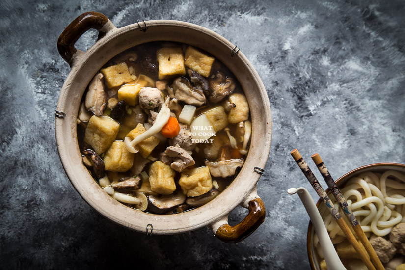 How to make Chanko Nabe/ Sumo Wrestlers' Stew. Delicious and easy one pot Chanko Nabe/ Sumo Wrestlers' Stew recipe. Click through for full recipe and step by step instructions