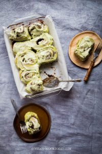 The Best Pandan Cinnamon Rolls