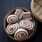 Soft and Fluffy Spiral Mantou (Chinese Steamed Buns)
