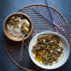 How to make silky smooth Mapo steamed eggs. Click through for full recipe and step by step instructions