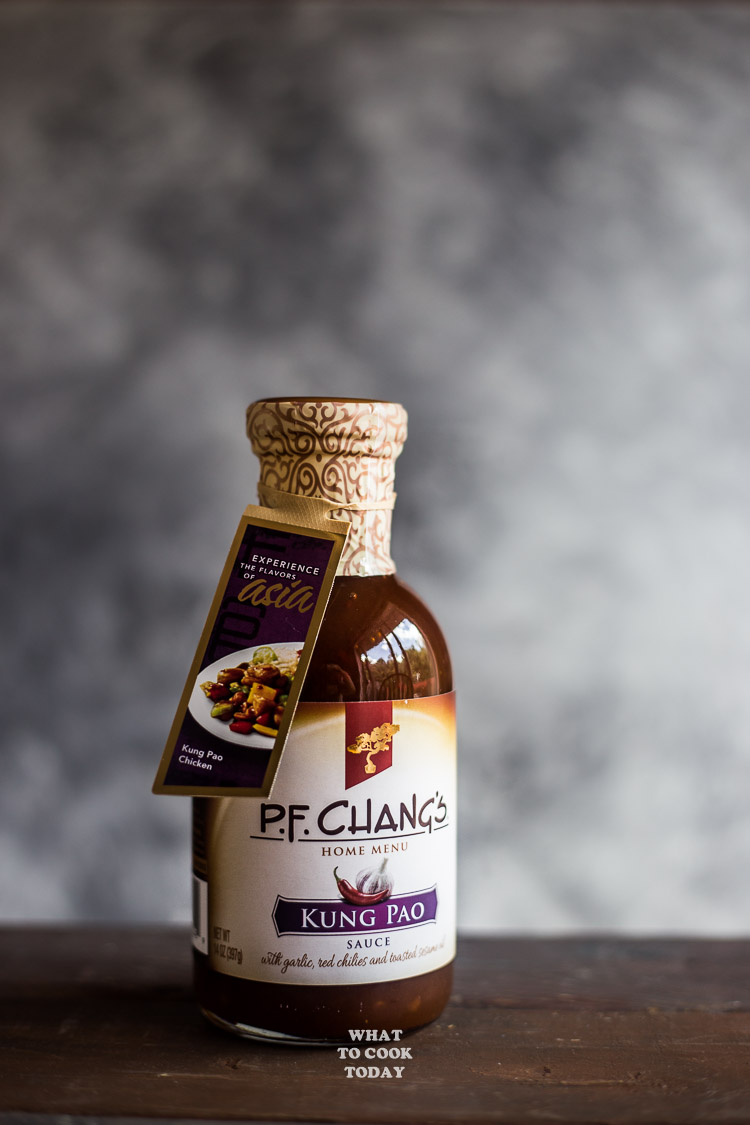 P.F. Chang Kung Pao Sauce #GrillingMadeSimple #ad
