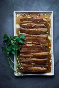 Hakka Kau Yuk (Pork Belly and Taro)
