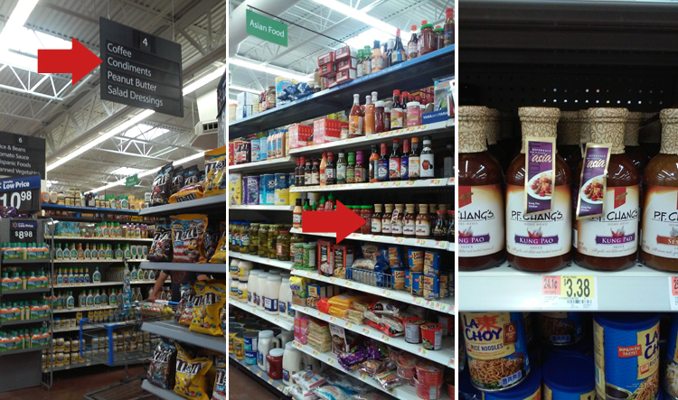 PF Chang Home Menu Sauces at Walmart #GrillingMadeSimple #ad